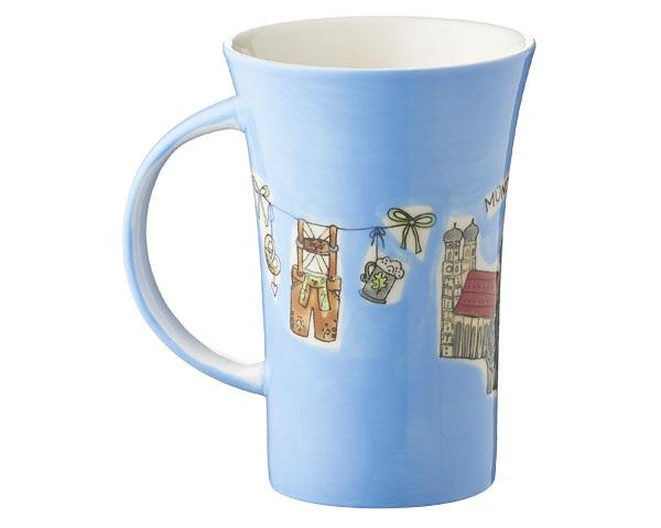 Coffee Pot - München Design 3 Frauenkirche