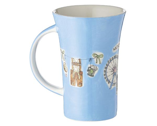 Coffee Pot - München Design 3 Riesenrad
