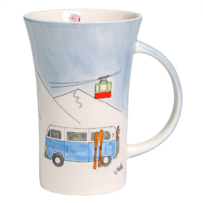 Coffee Pot - Skifahren