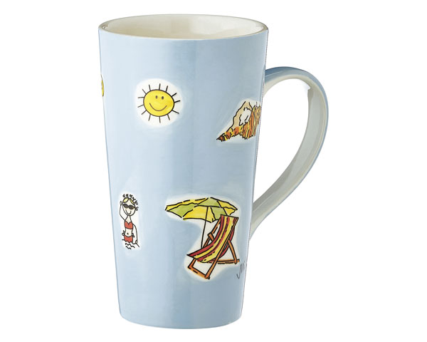 Caffee Latte - Summer Holiday