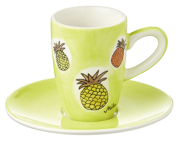 Espresso Tasse - Sweet Pineapple
