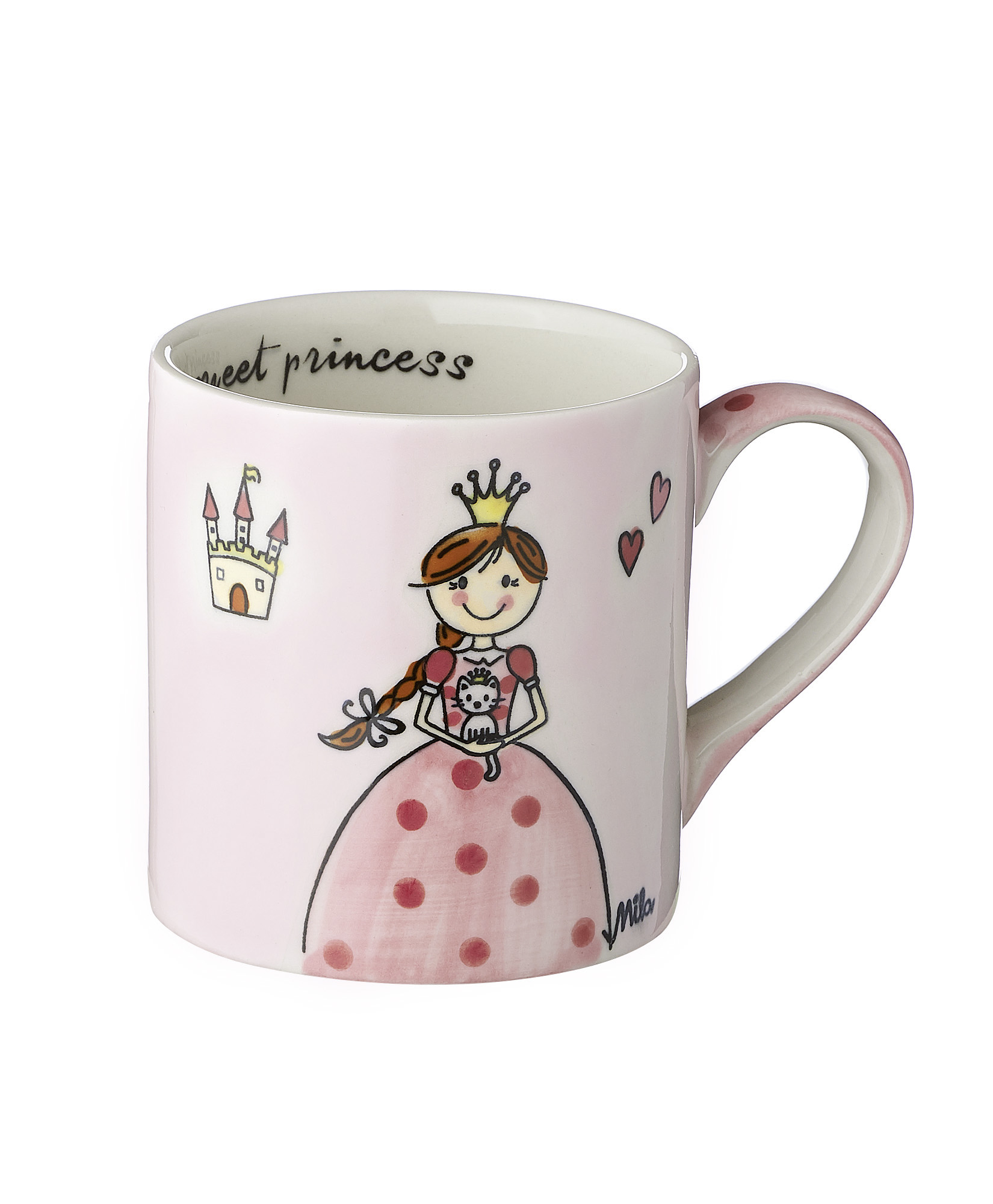 Kinderbecher - Prinzessin
