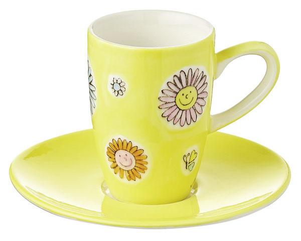 Espresso Tasse - Let the sunshine in