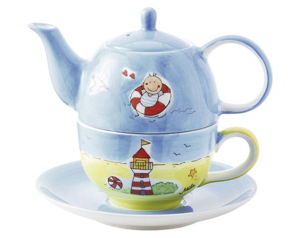Tea for one - Strandvergnügen