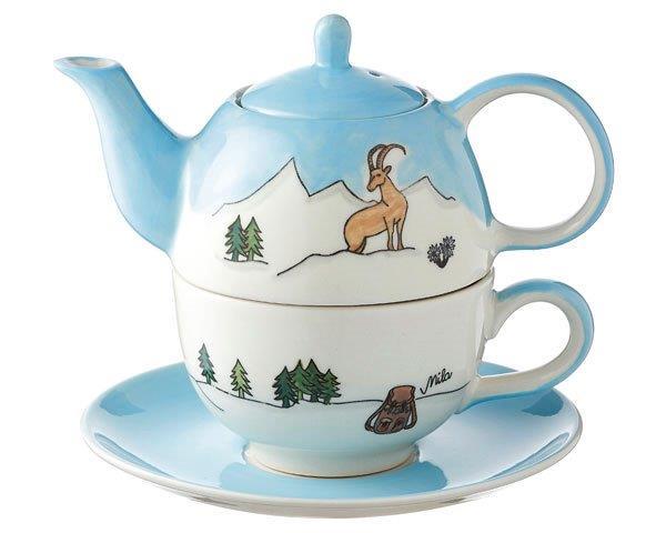 Tea for one - Alpenblick