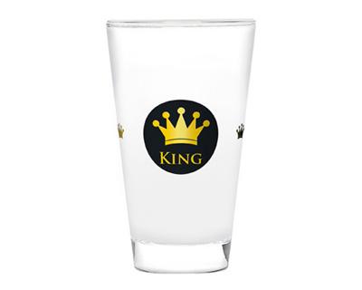 Glas - King