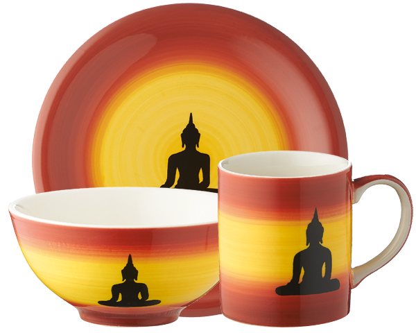 Sammler Set - Buddha