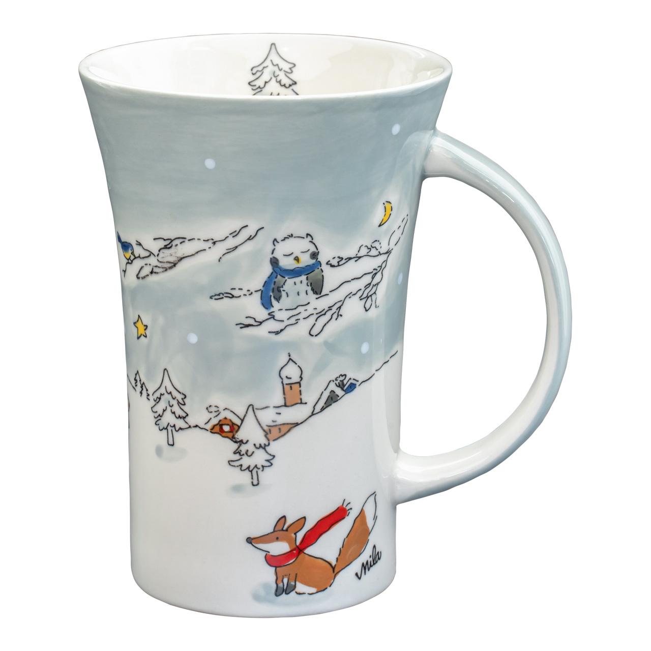 Coffee Pot - Magic Winter