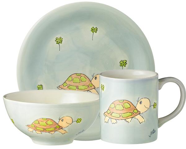 Sammler Set - Schildkröte