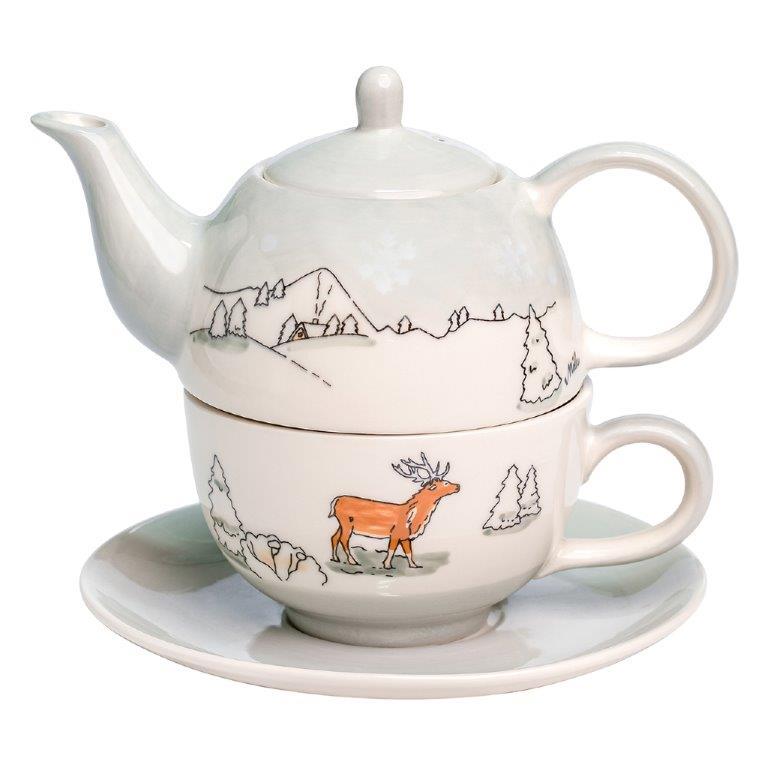 Tea for one - Rotwild