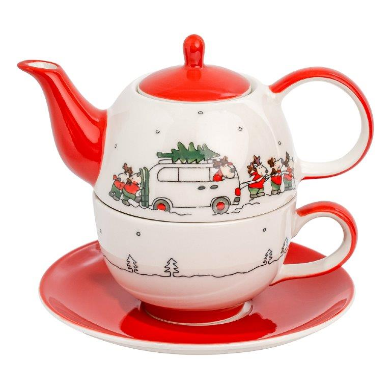 Tea for one - Teamwork Elch 2