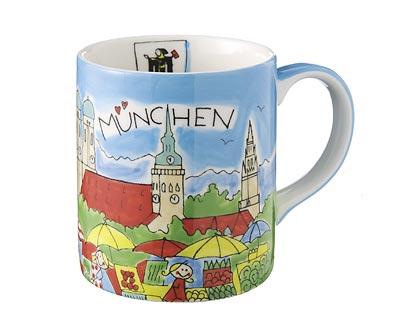 Becher - München