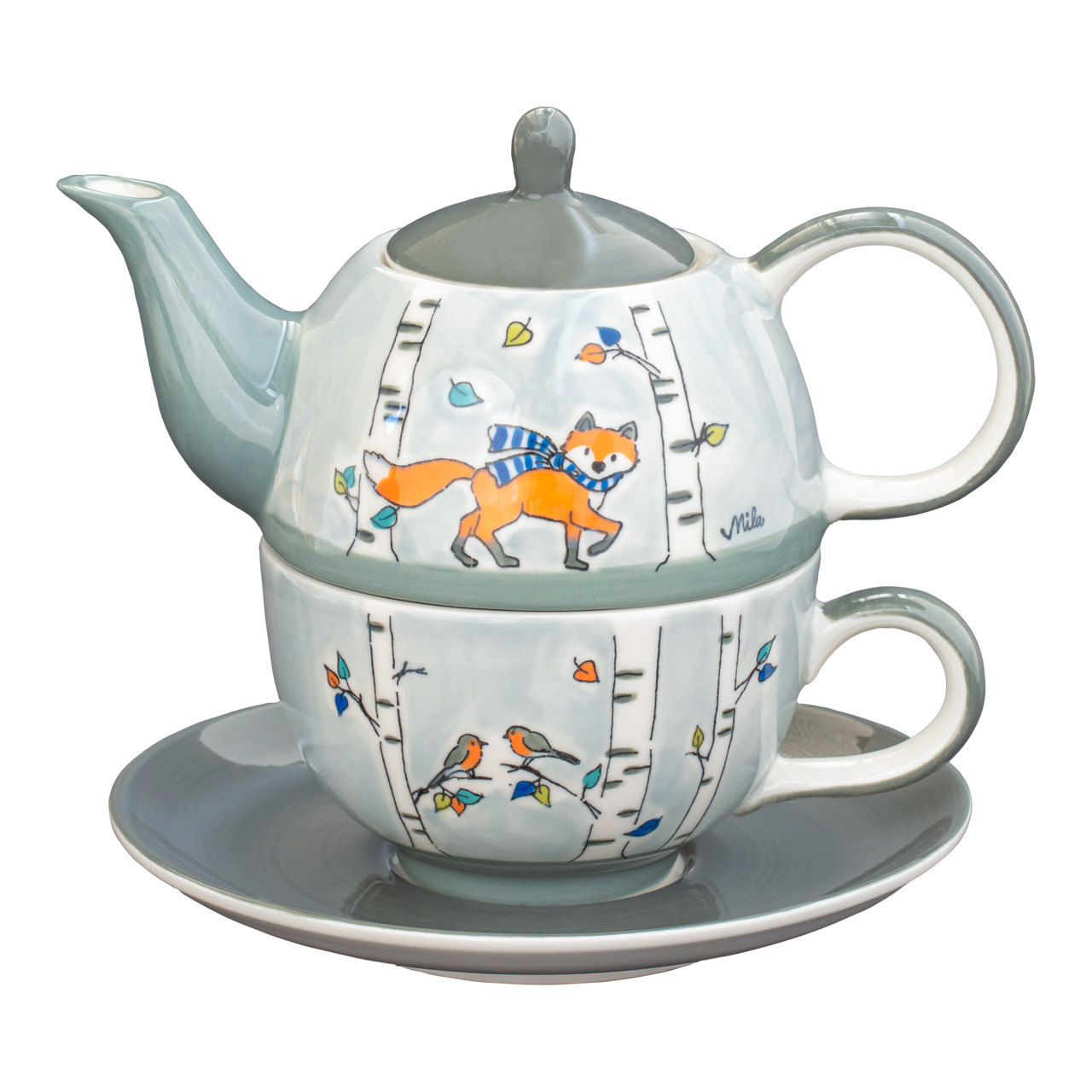 Tea for one - Scandic Fox