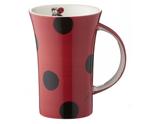 Coffee Pot - Marienkäfer
