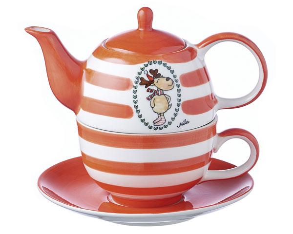 Tea for one - Elch Olaf