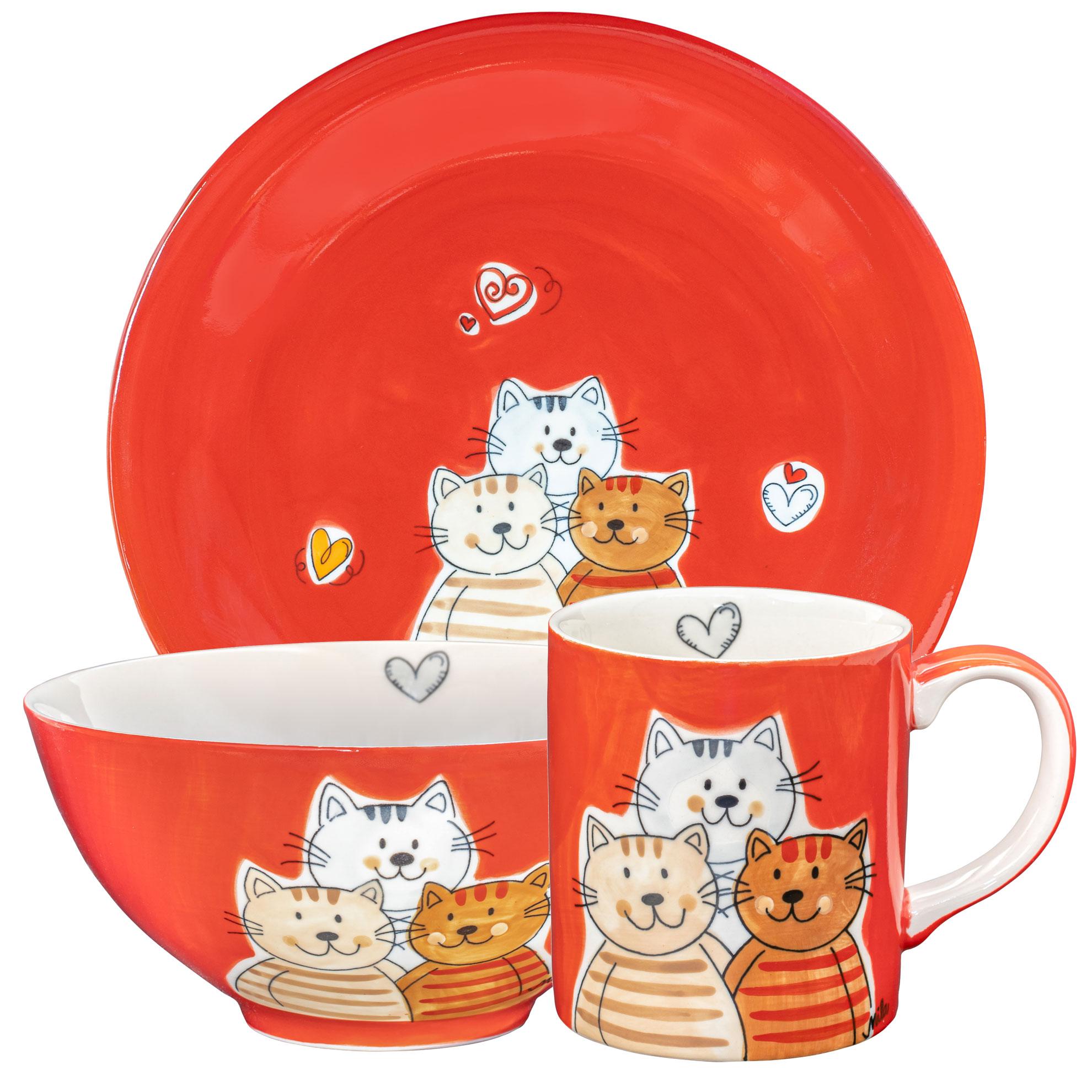 Sammler Set - Cuddly Cats