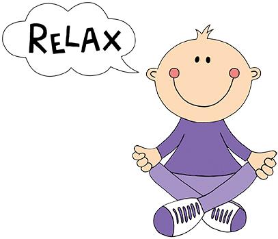 Postkarte - Mr. Smile Relax