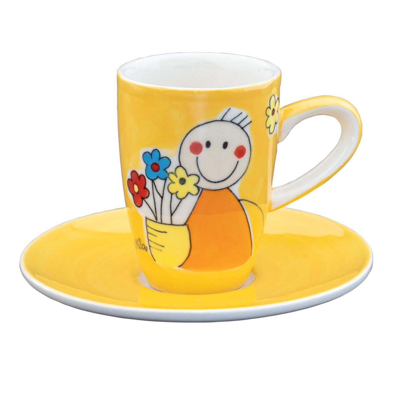 Espresso Tasse - Flowerboy