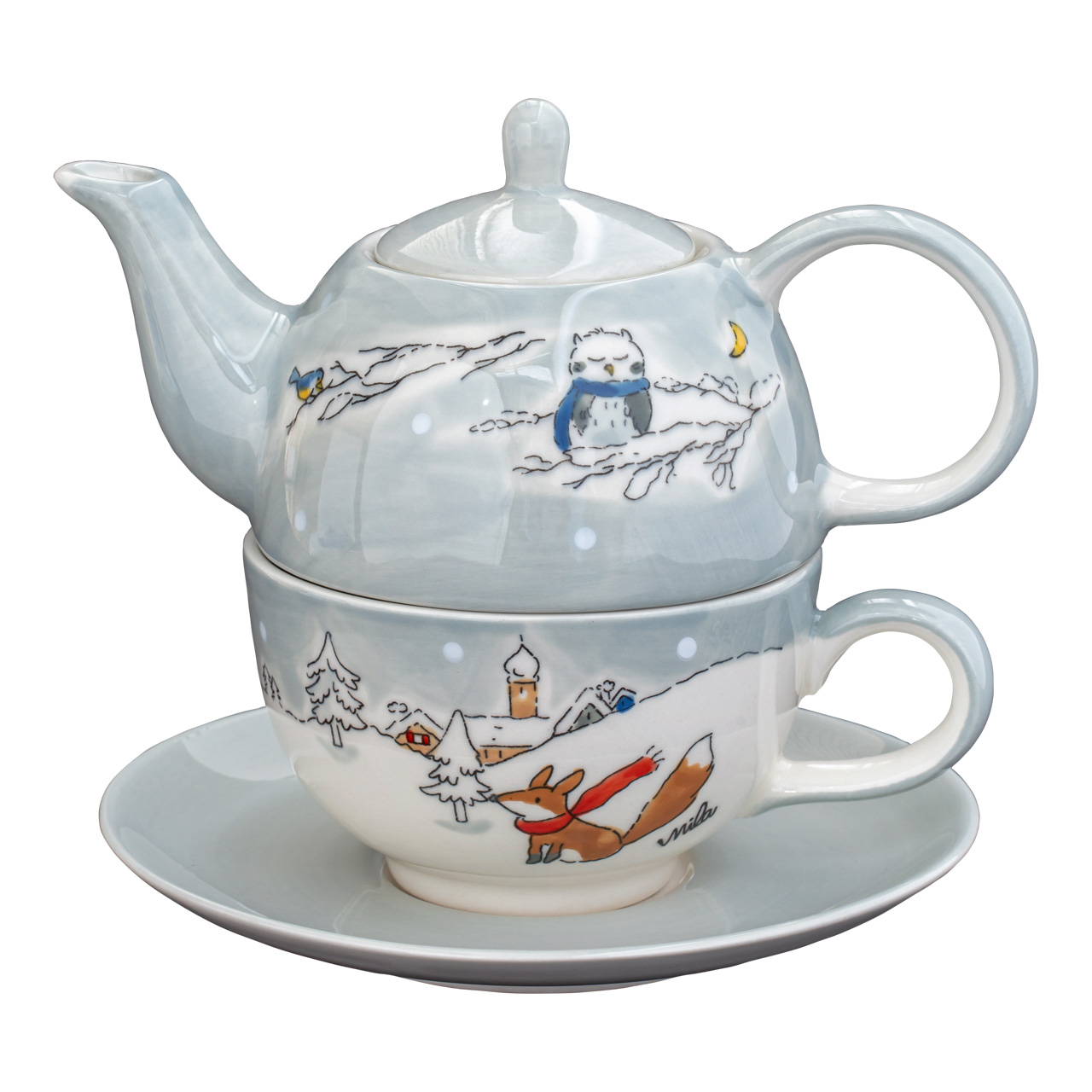Tea for one - Magic Winter