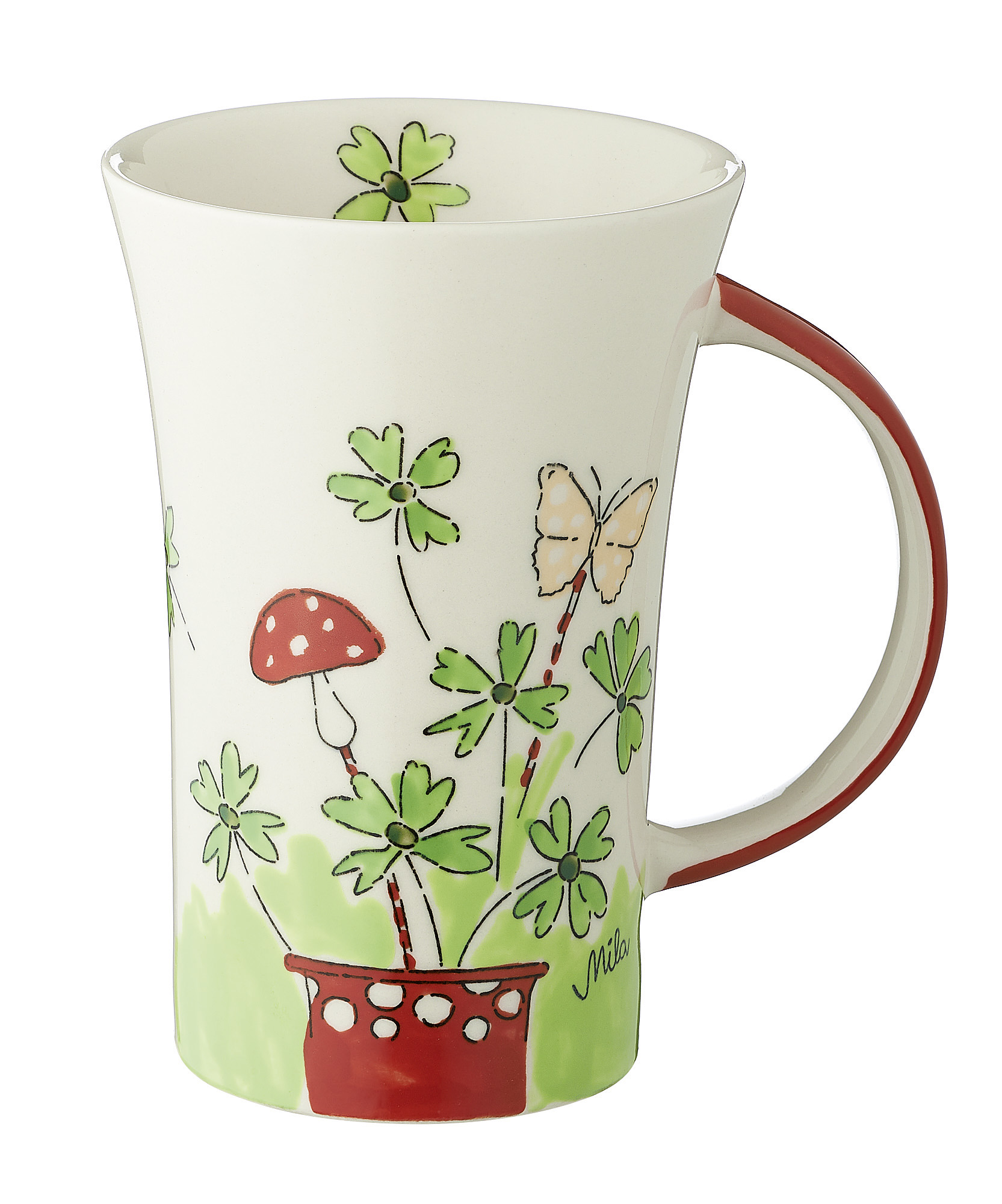 Coffee Pot - Viel Glück