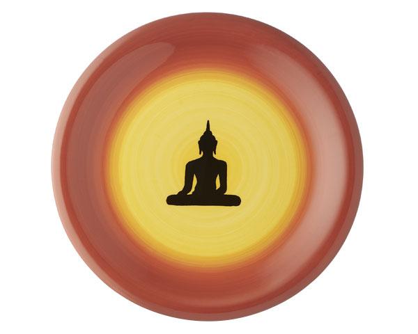 Teller - Buddha