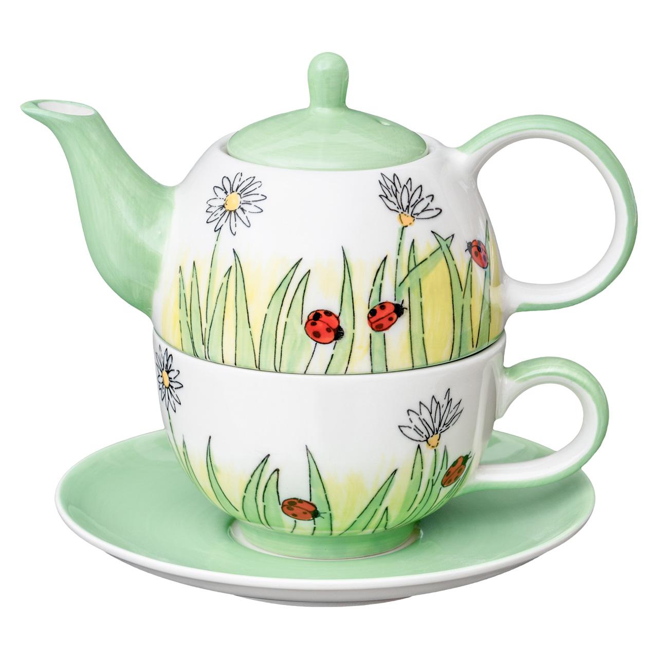 Tea for one - Frühlingserwachen