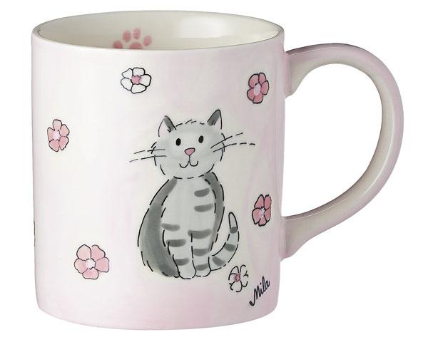 Becher - Katze Mia