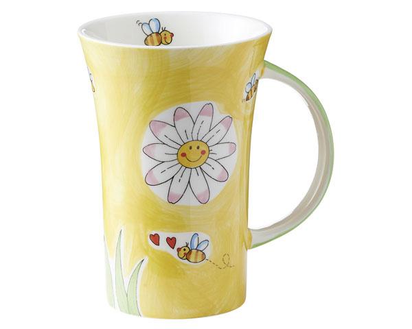 Coffee Pot - Springtime