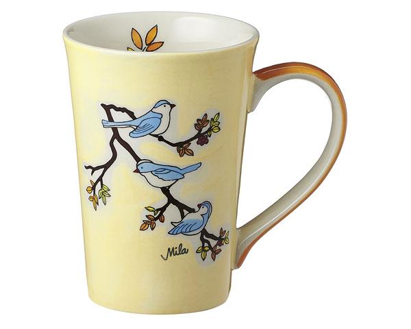 Teebecher - Vögel
