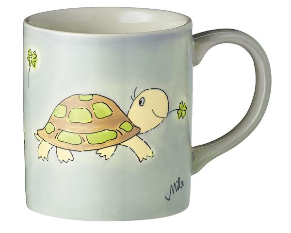 Becher - Schildkröte