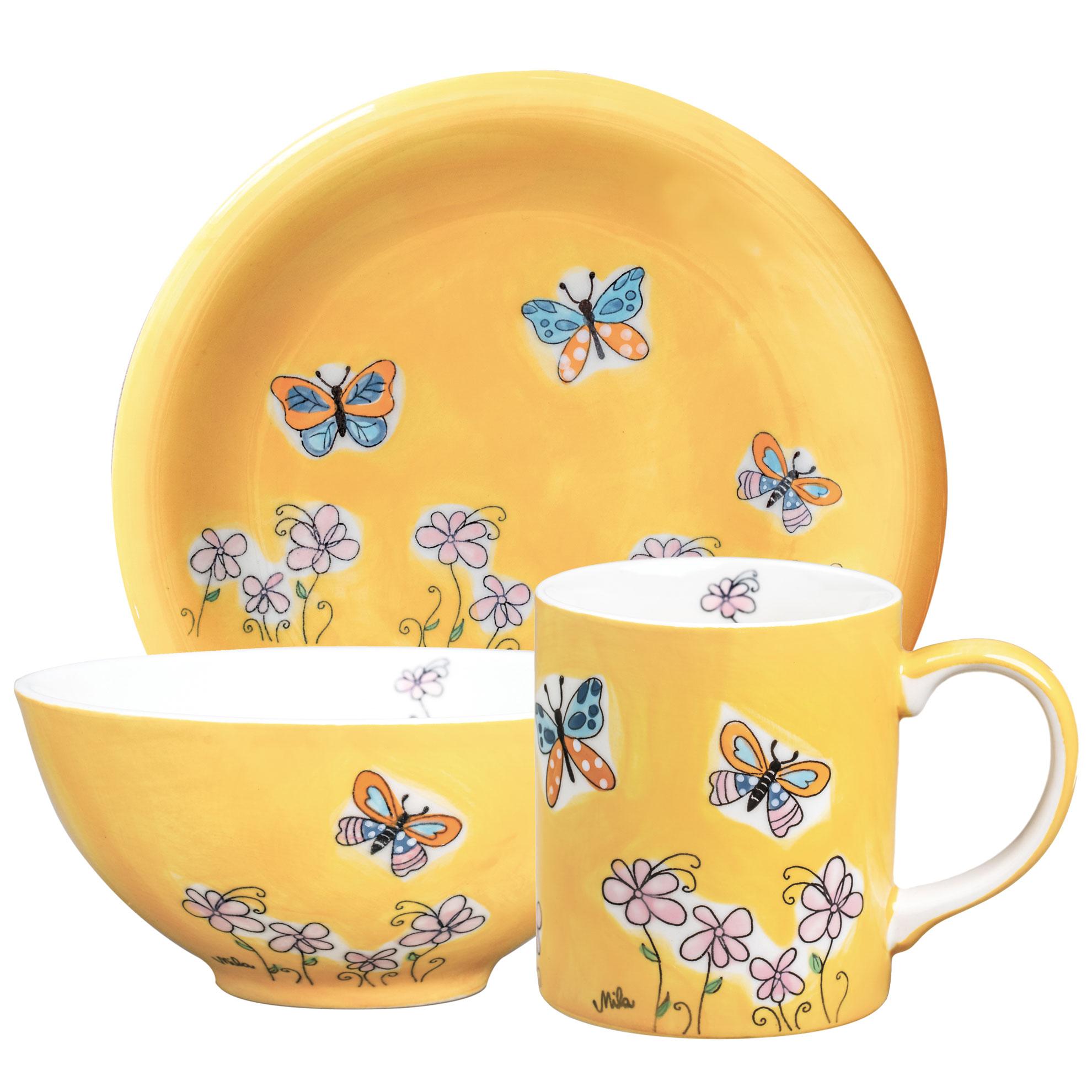 Sammler Set - Schmetterlinge
