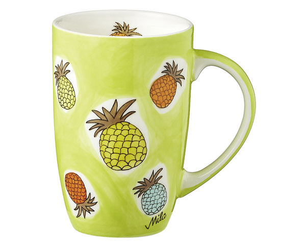 Designbecher - Sweet Pineapple