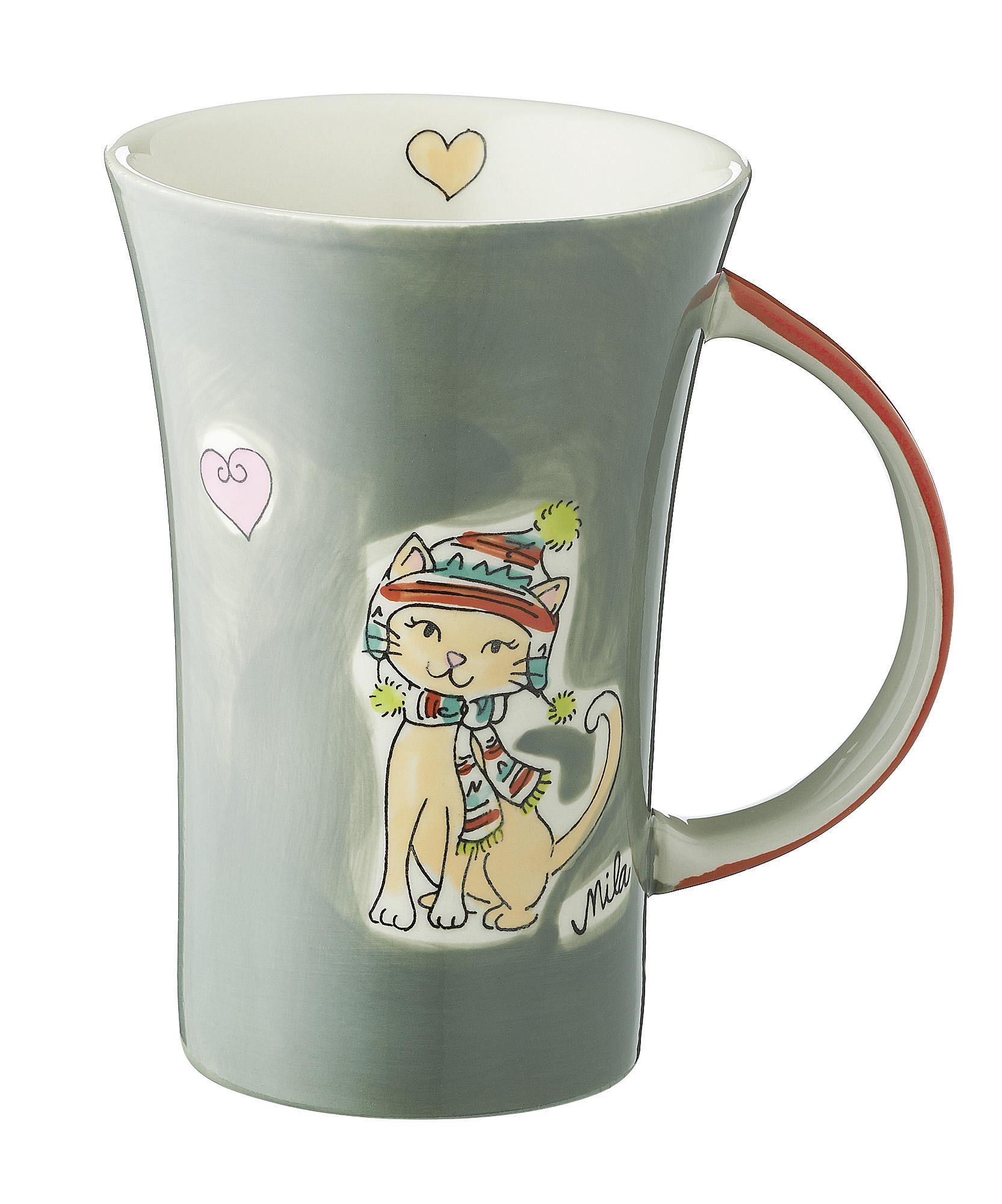 Coffee Pot - Winterkatze