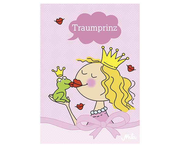 Postkarte - Traumprinz