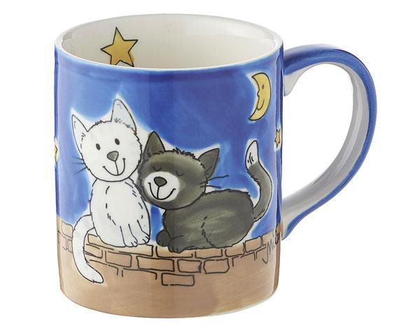 Becher - Nachtkatzen 2