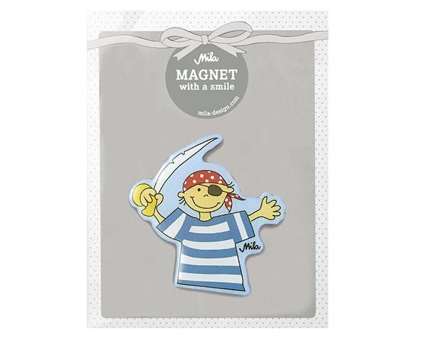 Magnet - Pirat