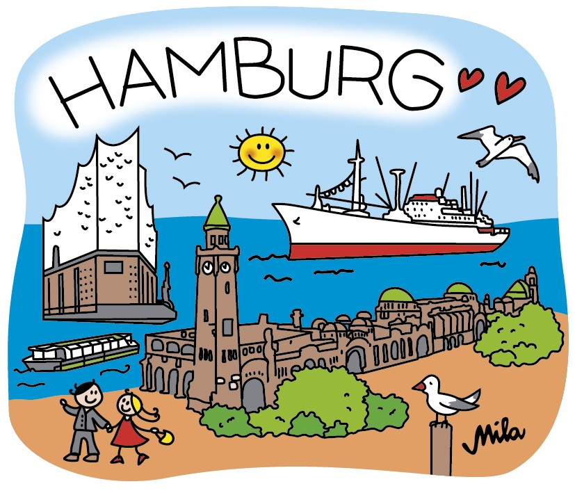 Magnet - Hamburg Edition 2