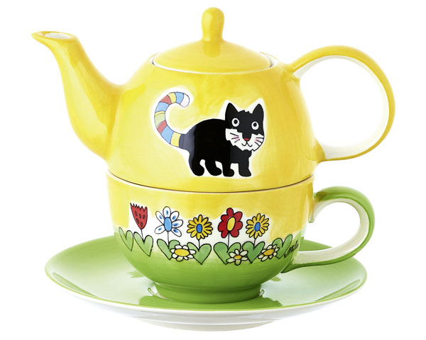 Tea for one - Kater Kasimir