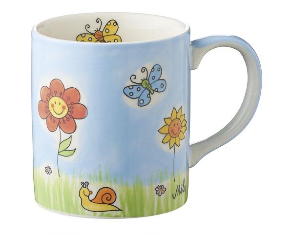 Becher - Sonnenblumen