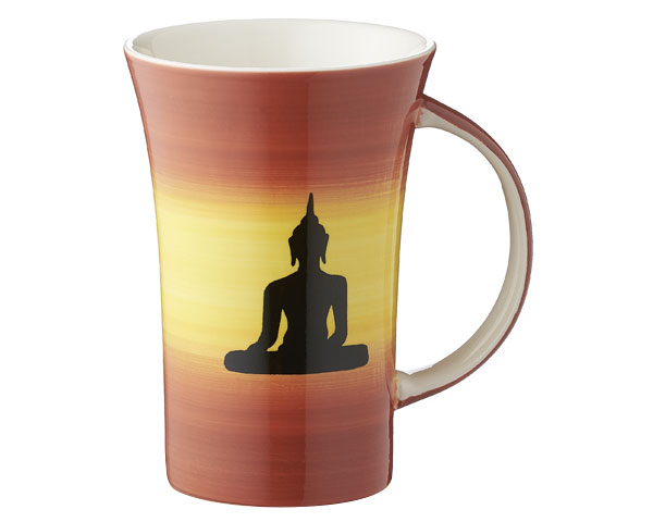 Coffee Pot - Buddha