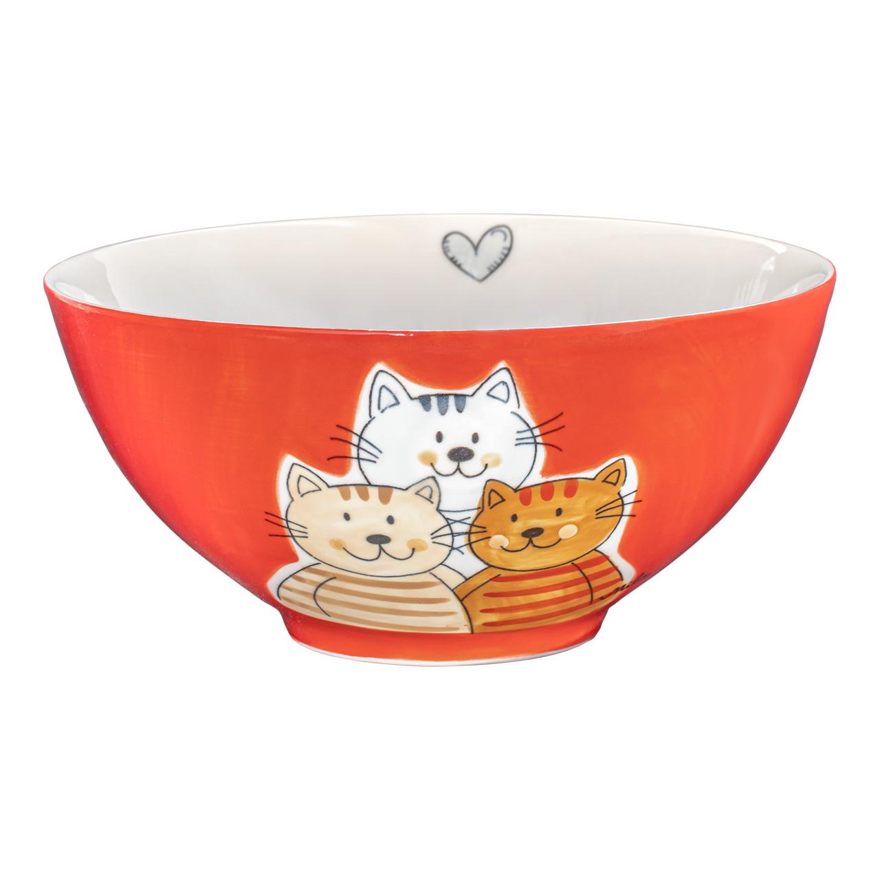 Schale - Cuddly Cats