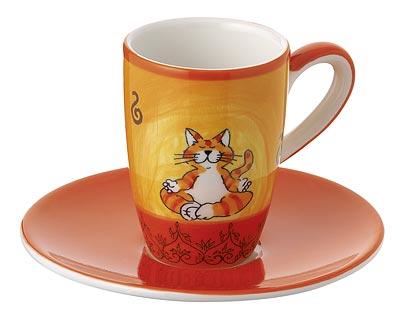 Espresso Tasse - Oommh-Katze