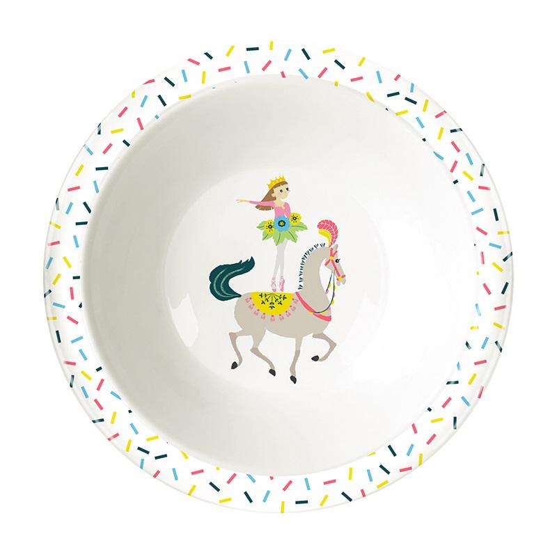 Ginger Melamin Kinder Schale - My Sweet Horse