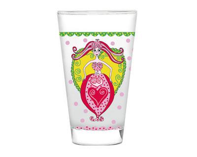 Glas - Herzdame