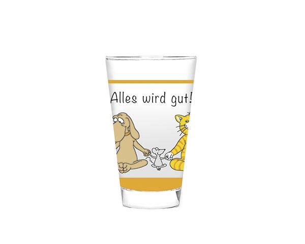 Glas - Alles wird gut
