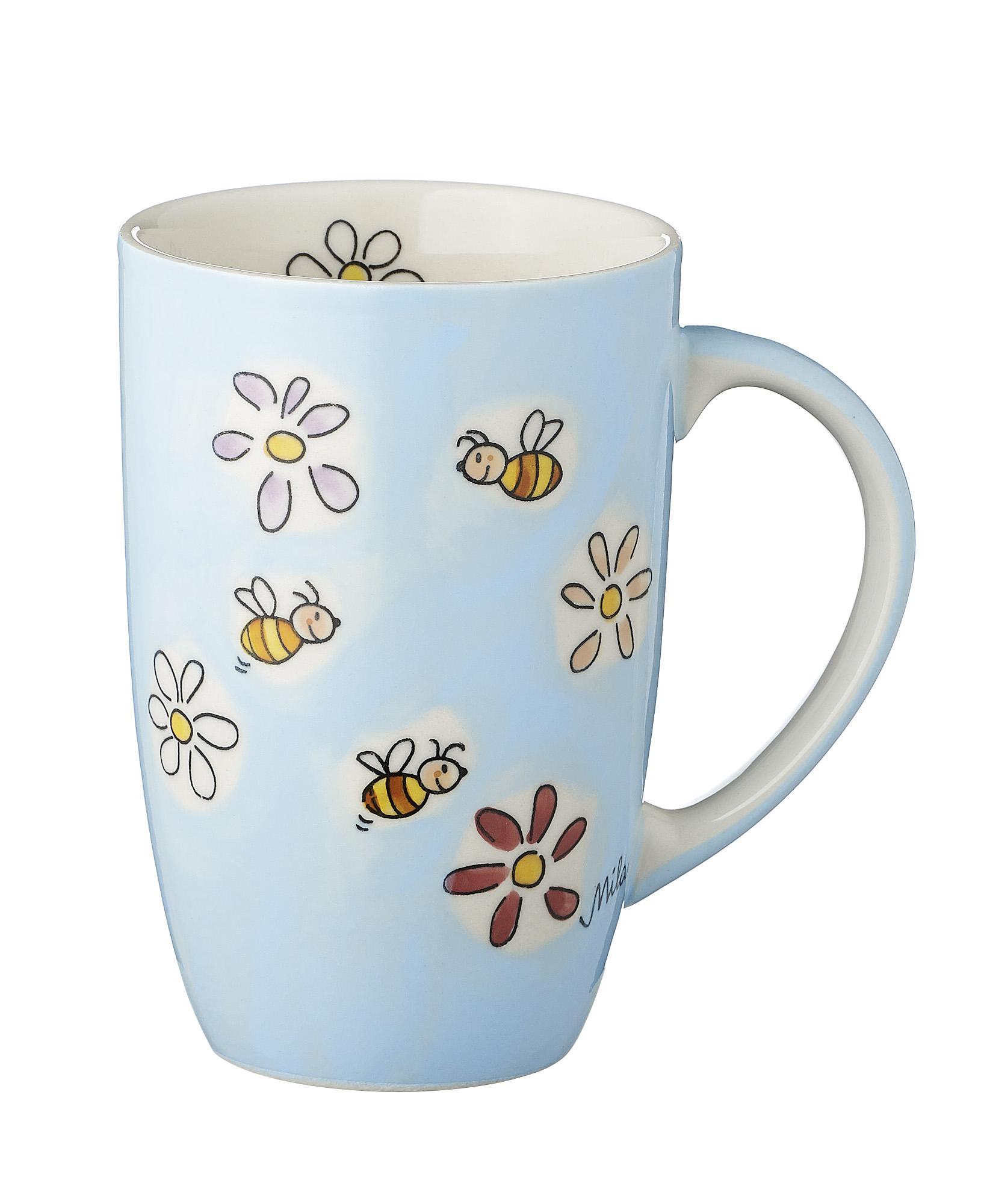 Designbecher - Honigbienen