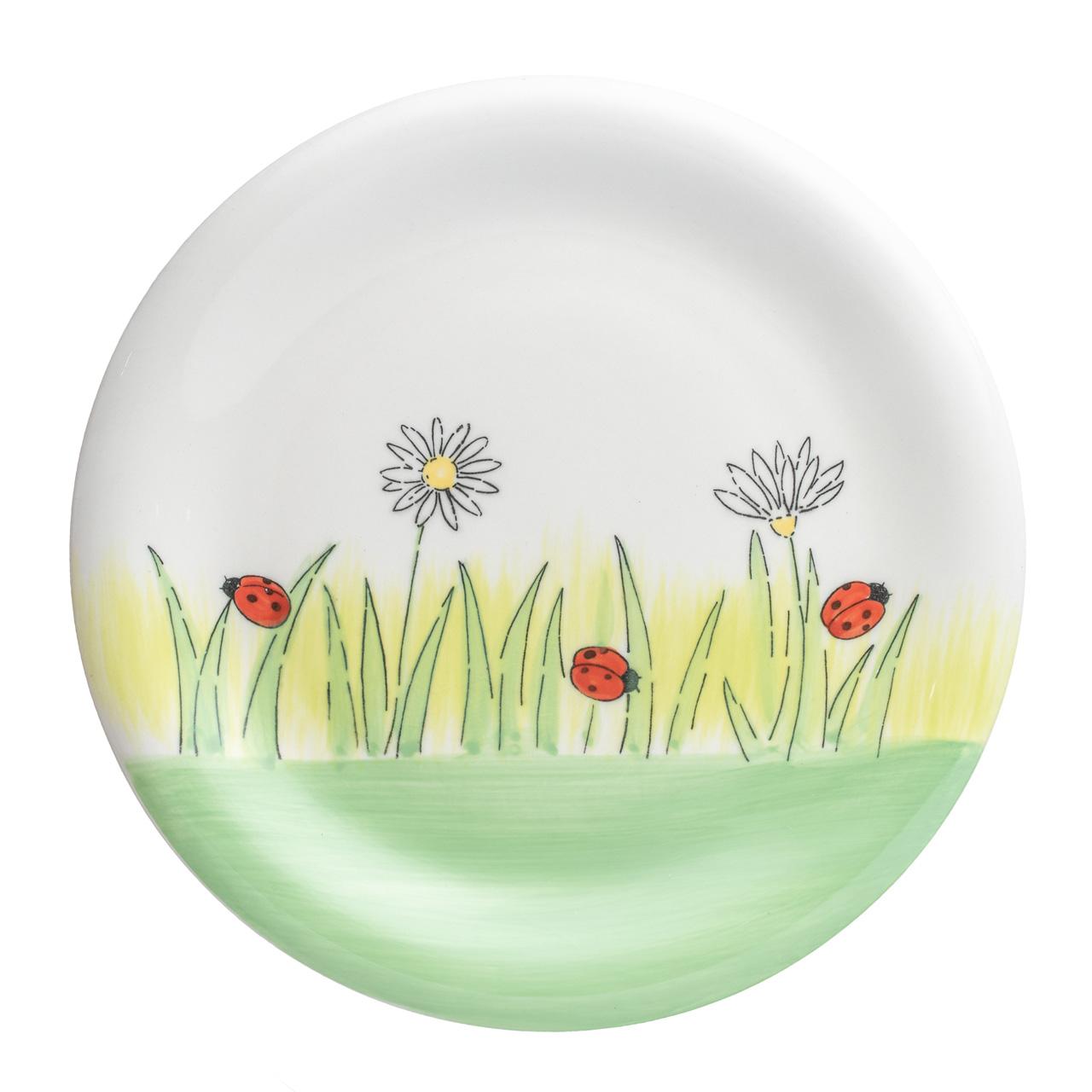 Teller - Frühlingserwachen