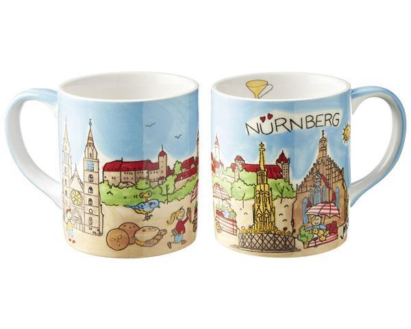 Becher - Nürnberg