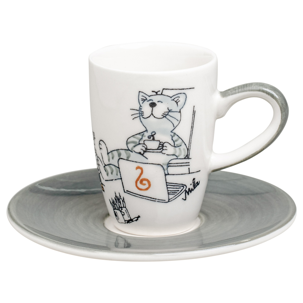 Espresso Tasse - Oommh... relax - take it easy