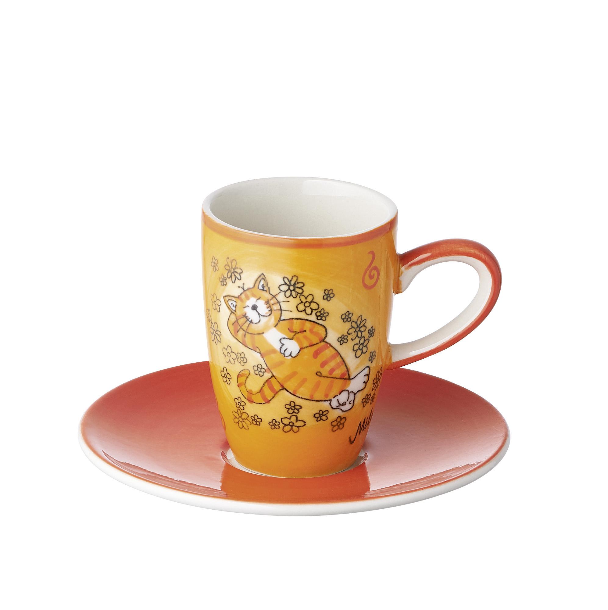Espresso Tasse - Oommh... Verschnaufpause
